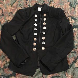 Ellison Army Style Blazer NWOT